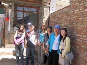 Enfants du Ningxia and the GlobalGiving team