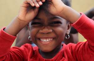 A NEW YEAR HOPE FOR VULNERABLE CHILDREN IN NIGERIA