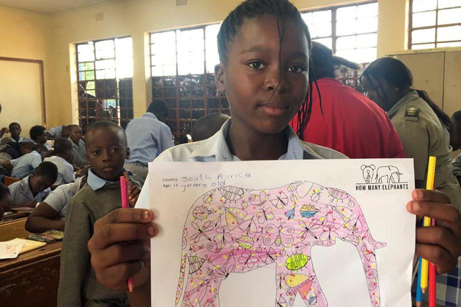 Teach Rural African Children to Conserve Wildlife