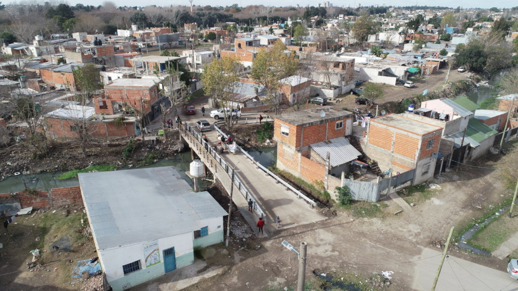 A Bridge for Community Resilience