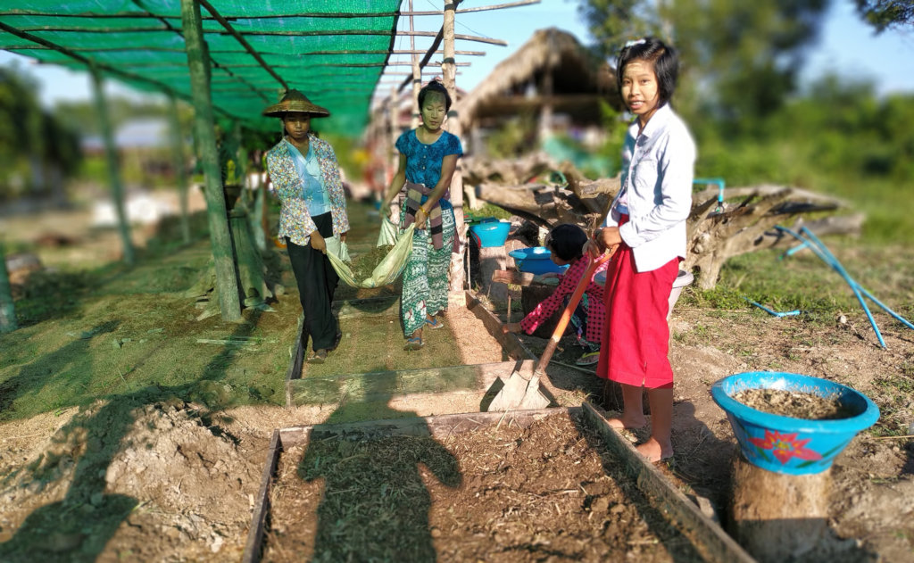Let 100 girls form the future of Myanmar