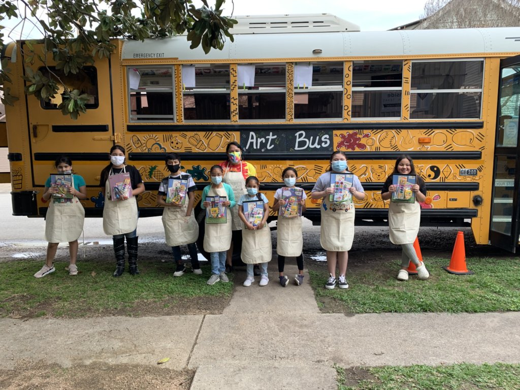 Socioemotional Art Classes for Elementary Students