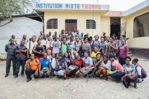 English Education & Community Leadership in Haiti