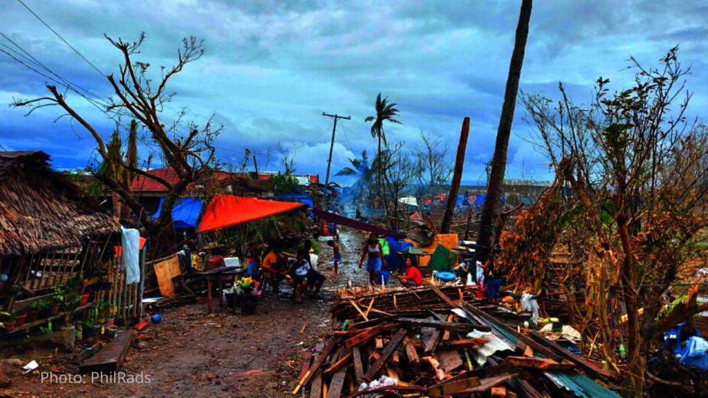 The Philippines Super Typhoon Relief Fund