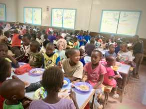 Saturday Feeding Program
