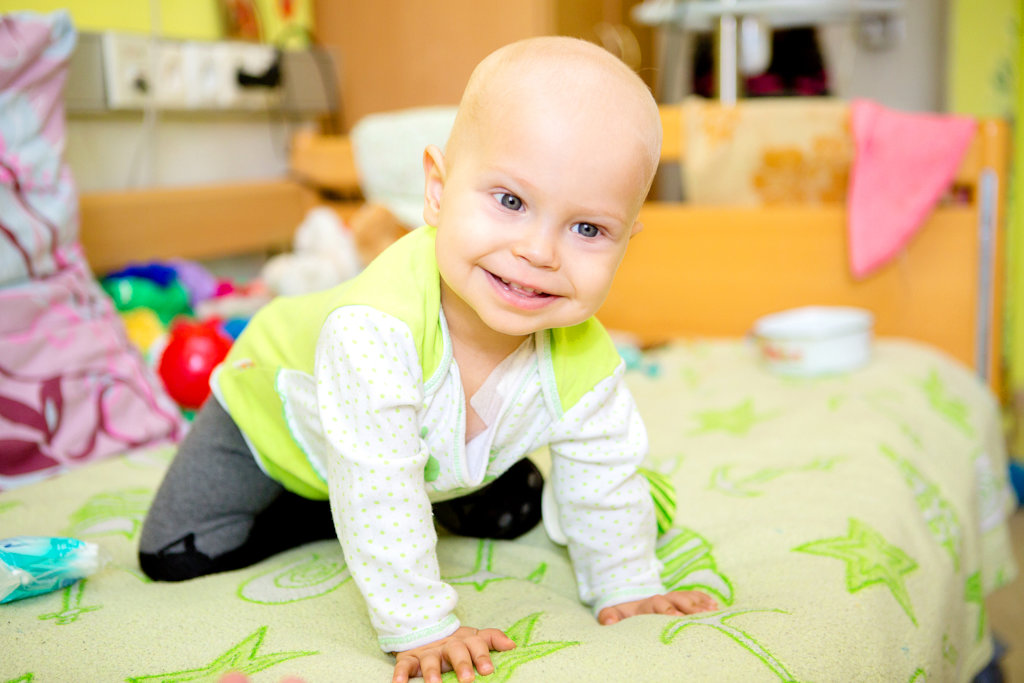 Save hundreds of kids with blood cancer in Lviv