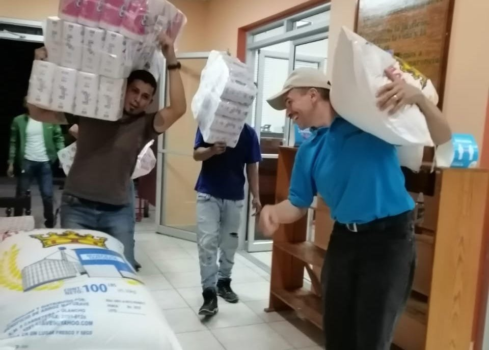 Hurricanes Eta & Iota Emergency Response: Honduras