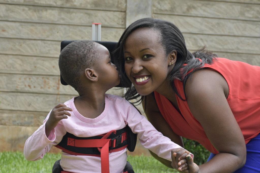 Empower 40 Children with Disabilities in Kenya