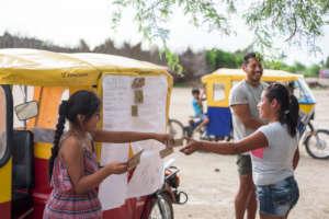 Community Project Planning, Miguel Seminario