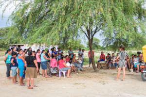 Community Meeting, Miguel Seminario