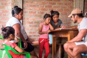 Community Needs Assessment, Miguel Seminario