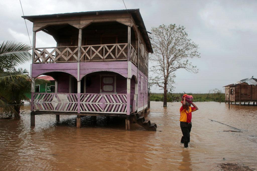 Hurricane Iota Relief Fund