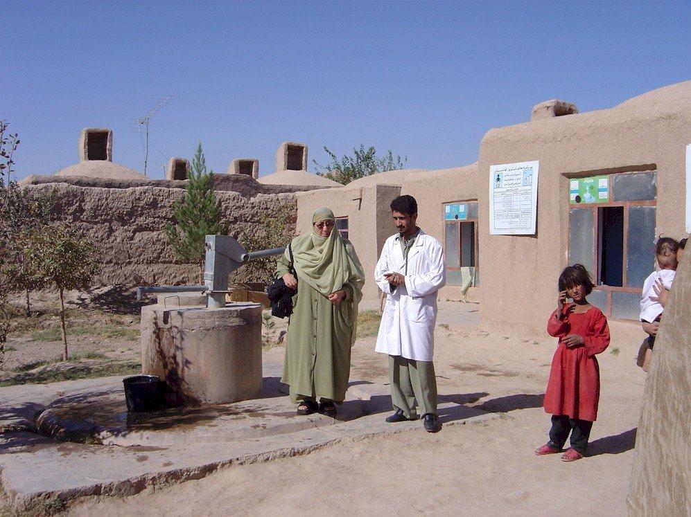 Bringing Green to Afghanistan