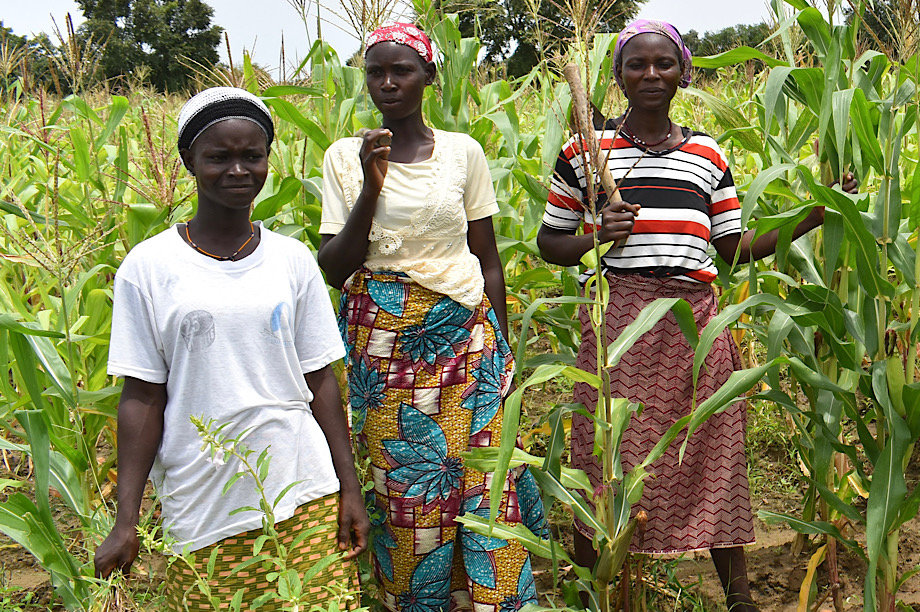 Help Women Farmers in Burkina Faso Grow