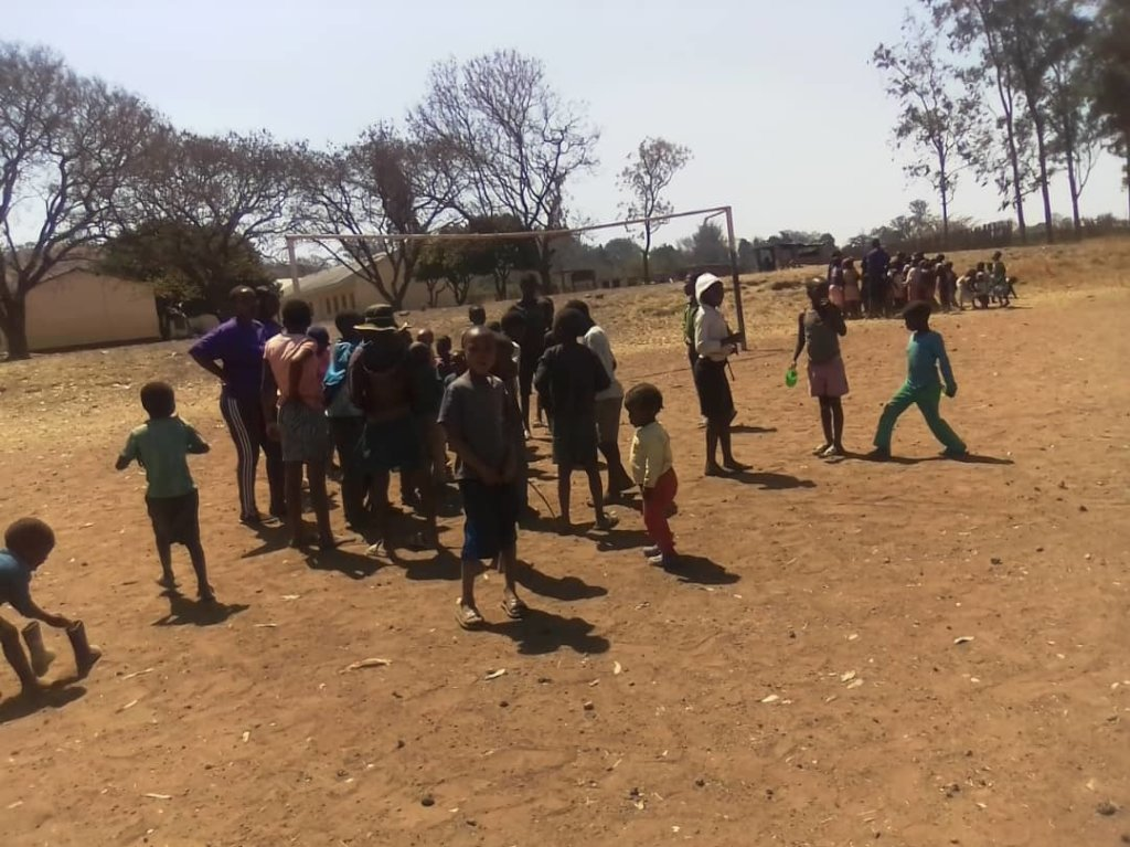 changing communities through sport for 500 kids