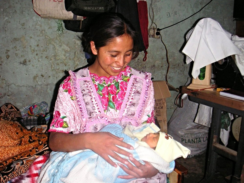 Education of Mayan Midwives in Guatemala