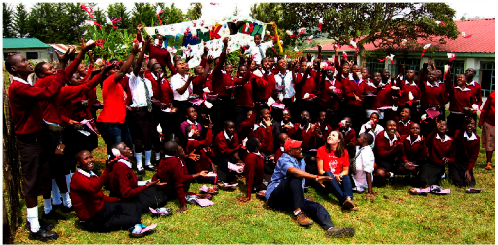 10,000 Ruby Cups for 10,000 Girls in Kenya