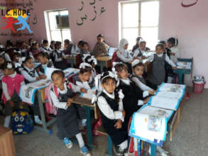 Crowded classroom!