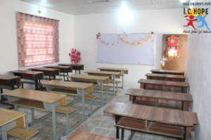 Build a classroom in elementary school 2019