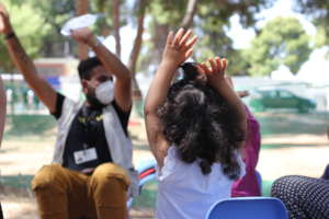 Critical Support for Refugees in Greece