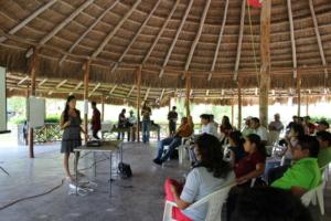 Workshop in Calakmul