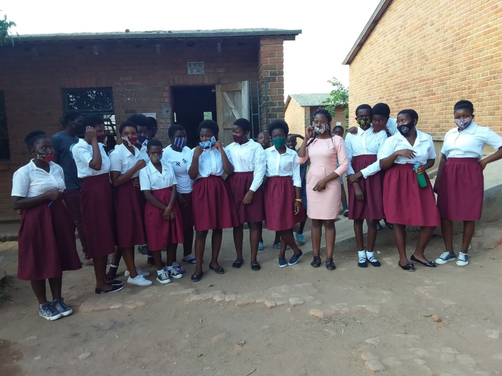 Keep a Girl child safe and Educated in Malawi