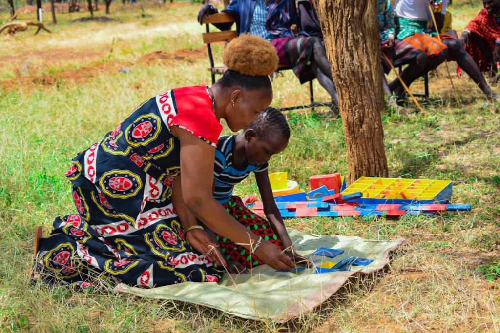 Montessori Training for East Pokot Teachers