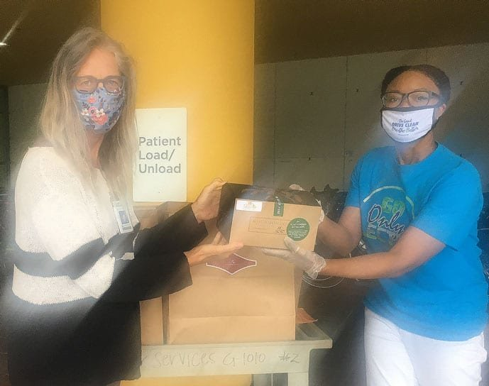 Lunch Donations to Nurses and Healthcare Workers