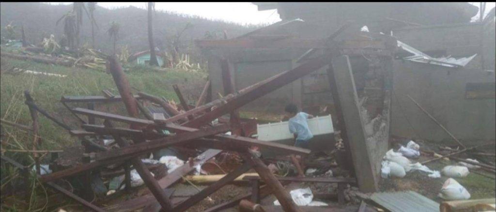 Philippines Typhoon Food Relief
