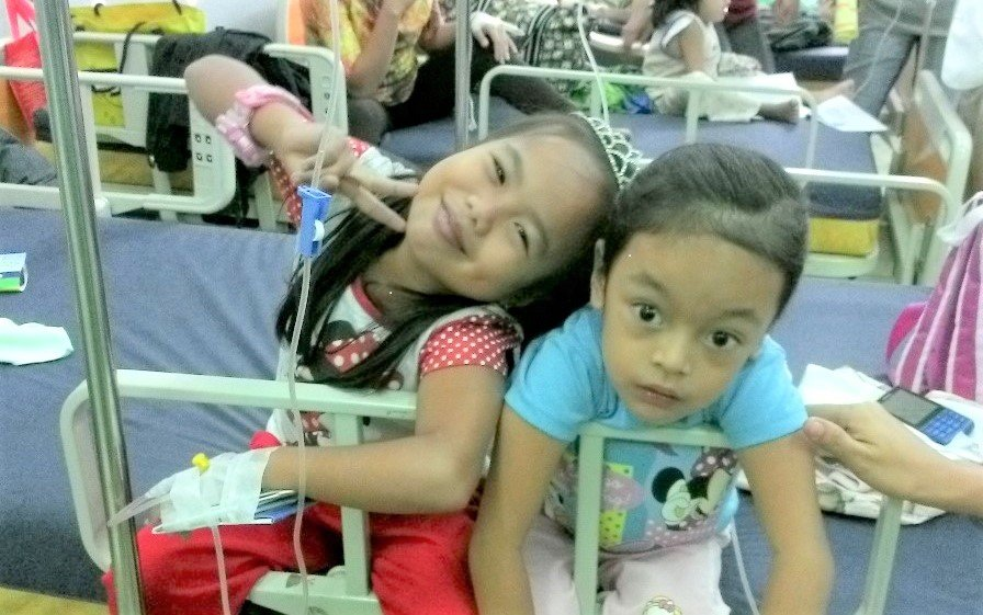 Nutrition for 100 Kids with Rare Diseases
