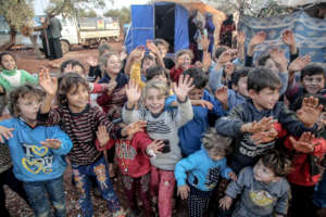 Save a life of 4000 Syrian IDPs this winter