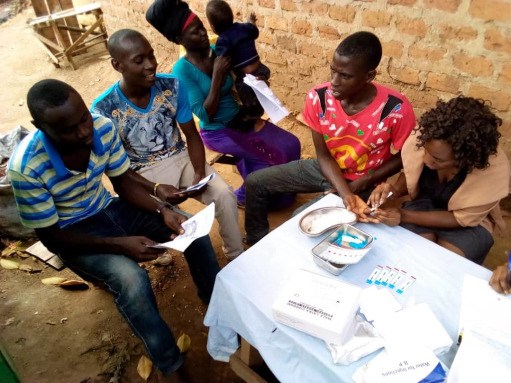 SUPPORT HEALTH NEEDS OF 1000 ADOLESCENTS IN UGANDA
