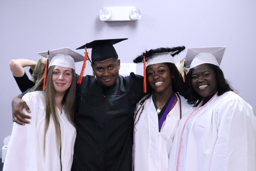 Hope for first-generation college students