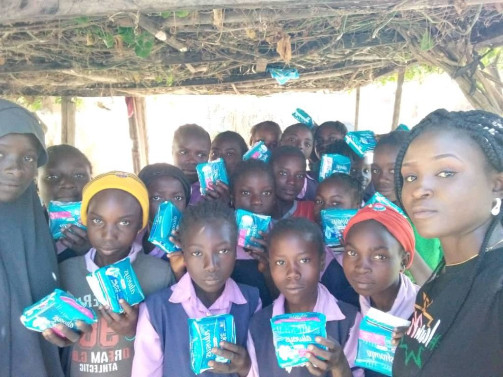 Support Sustainable Model to Keep Girls in School