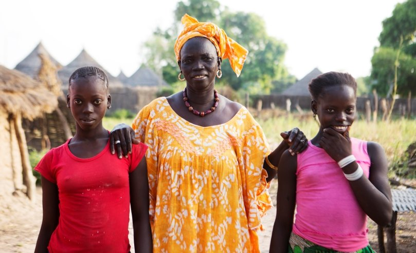 Help grandmothers stop child marriage