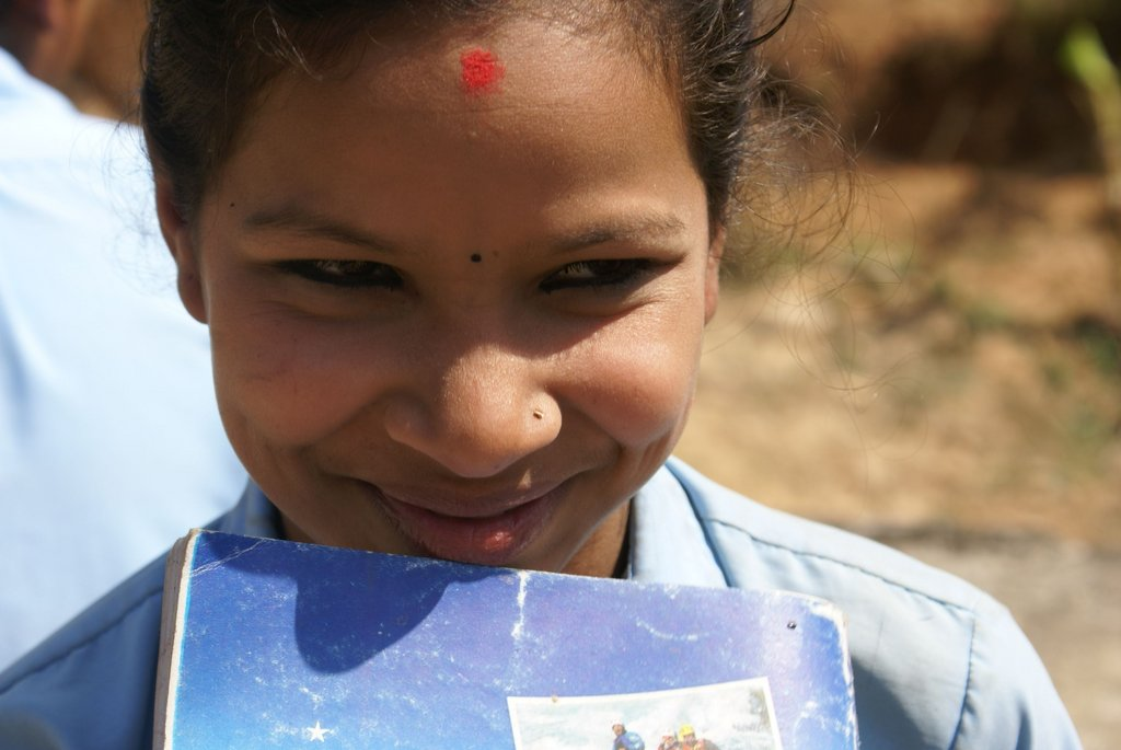 Help Students Build a School in Nepal