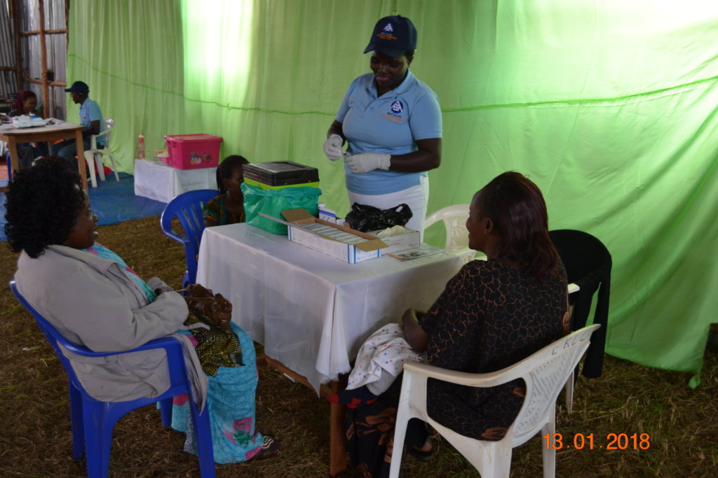 SAVE 100,000 YOUTHS FROM HEPATITIS B IN CENTRAL UG