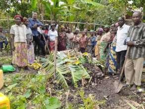 Women Survivors SGBV and Staff In Massisi Village