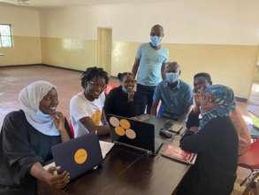 Training in Mombasa
