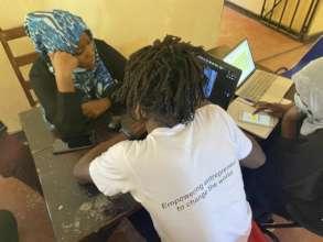 Mentorship in Mombasa