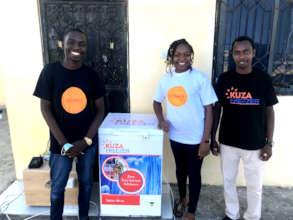Help us build our Somo Mombasa Hub!
