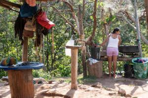 Rural partner community Tule, Honduras