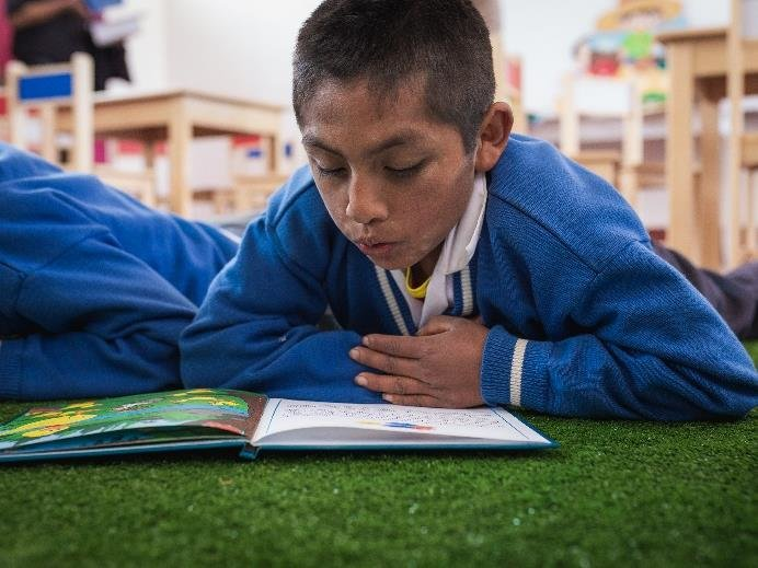 Sponsor a child's education for USD 10 per month