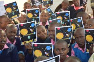 Students at Kisola