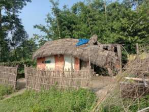 A Sunsari home