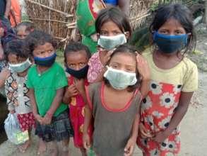 Better lives for 1,000 families in Ramdhuni, Nepal