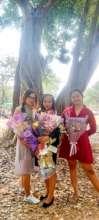 Mint Graduation from Sanpatong Maejo