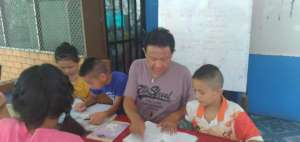 Homework with tutor