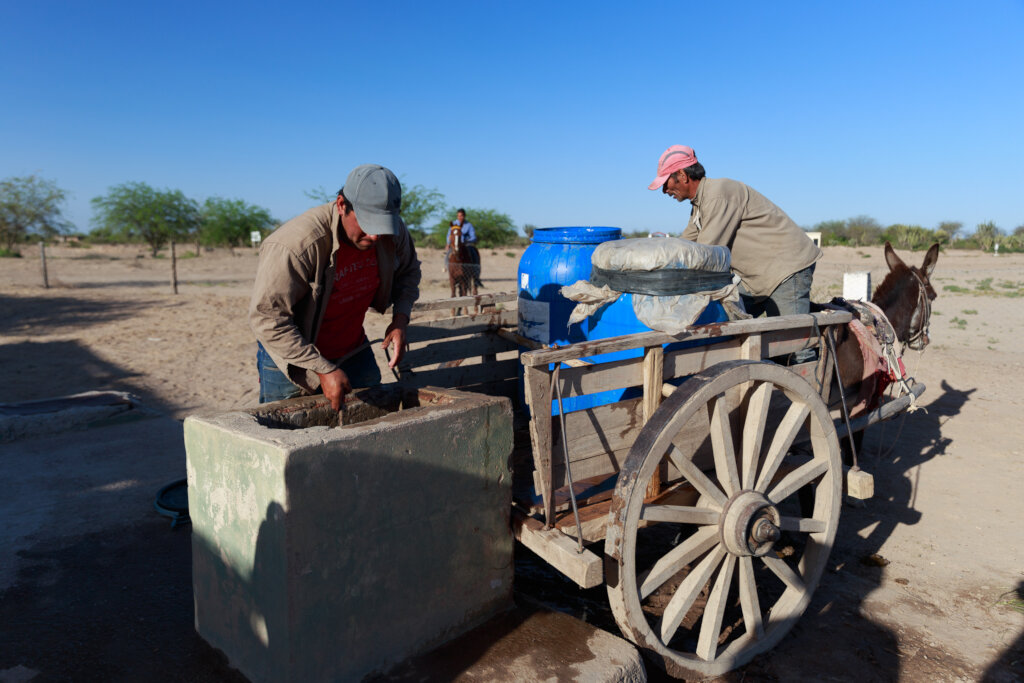 Clean Drinking Water Systems in Rural Argentina