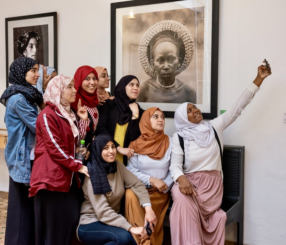 Empowering young women via education in Morocco